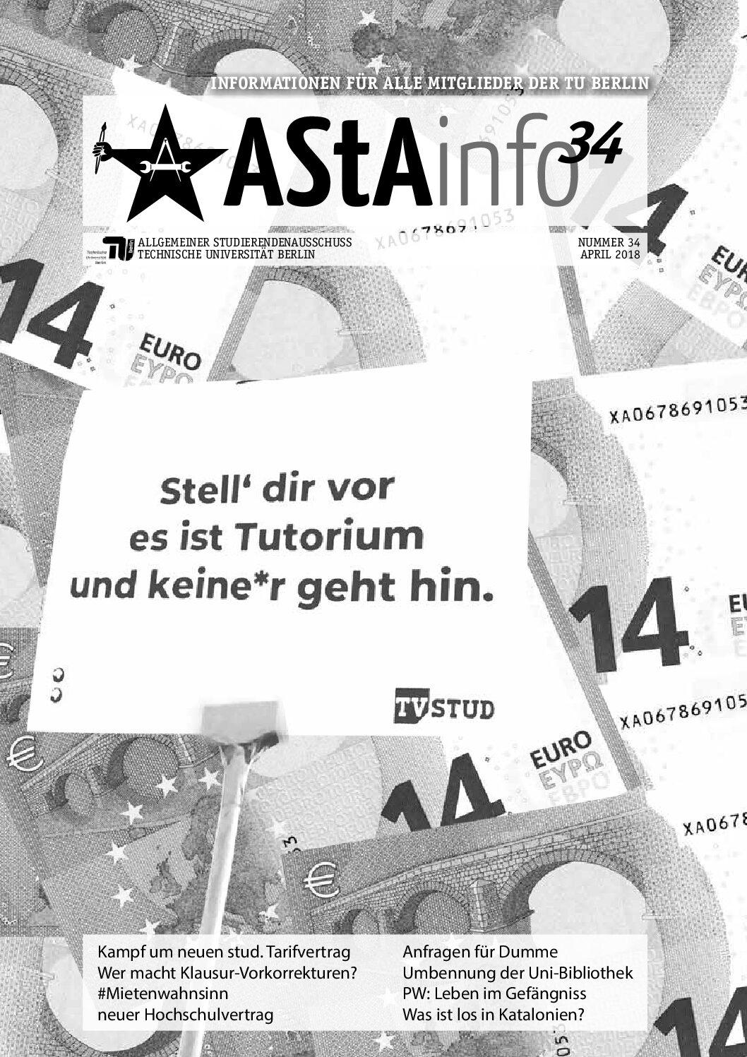 Studiengebühren Tu Berlin